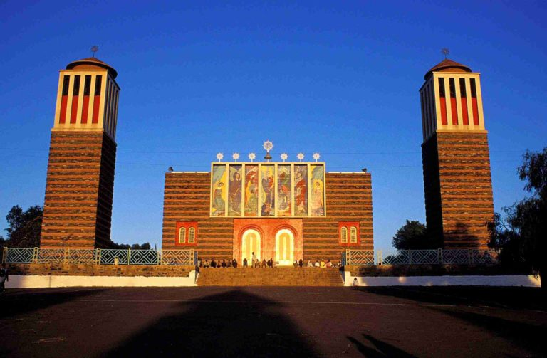 1-1 Orthodoxen-Kirche Asmara