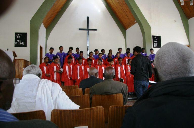 Asmara Evangelische Kirche