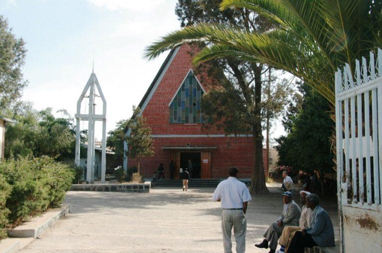 Evangelische Kirche Asmara