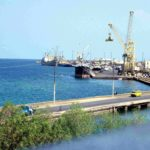 Hafen von Massawa